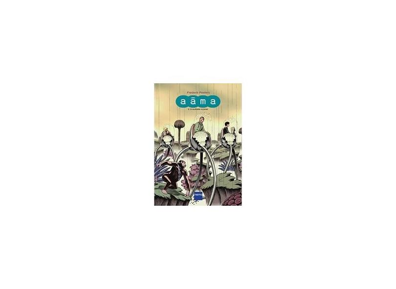 Aâma 2 - A Multidão Invisível - Peeters, Frederik - 9788582860700