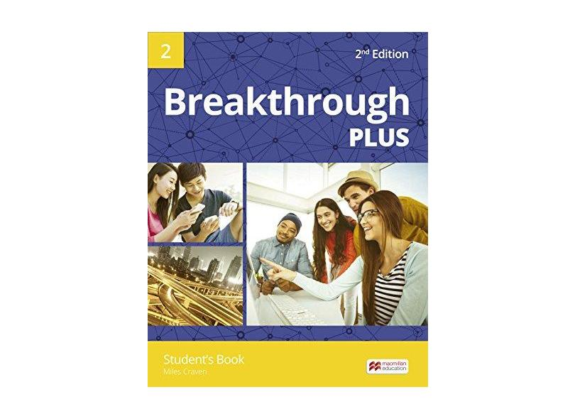 Breakthrough Plus 2Nd Student's Book Premium Pack-2 - Craven,miles - 9781380003133