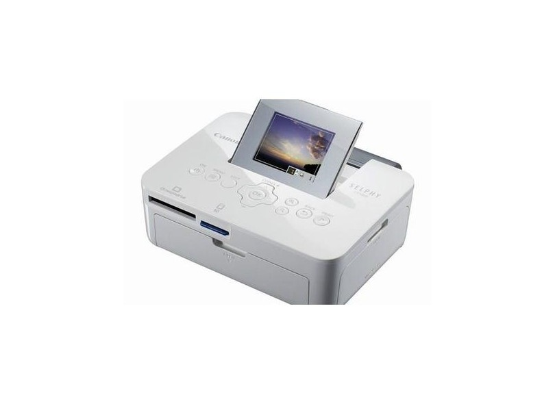 Impressora Canon Selphy CP1000 Dye-Sublimation Colorida