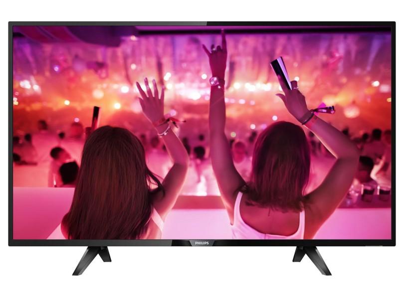 """Smart TV TV LED 43 """" Philips Série 5102 Full 43PFG5102"""