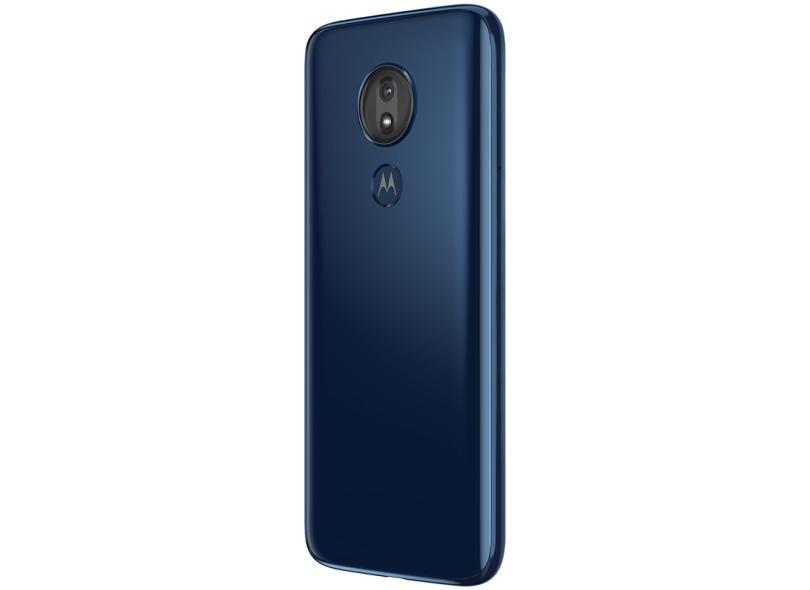 Smartphone Motorola Moto G G7 Power XT1955-1 4GB RAM 32GB 12.0 MP 2 Chips Android 9.0 (Pie)