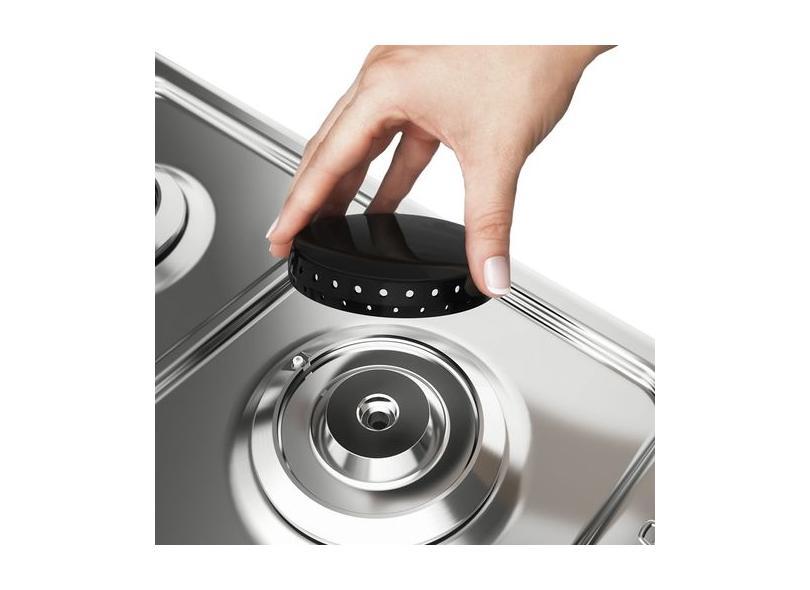 Fogão de Piso Electrolux 4 Bocas Acendimento Automático 52LBR