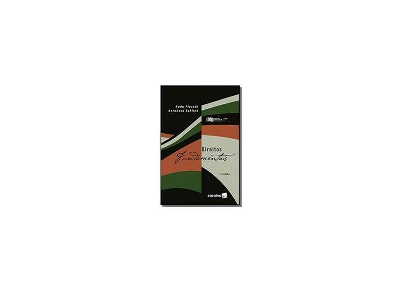Série Idp. Direitos Fundamentais - Bodo Pieroth - 9788553604180