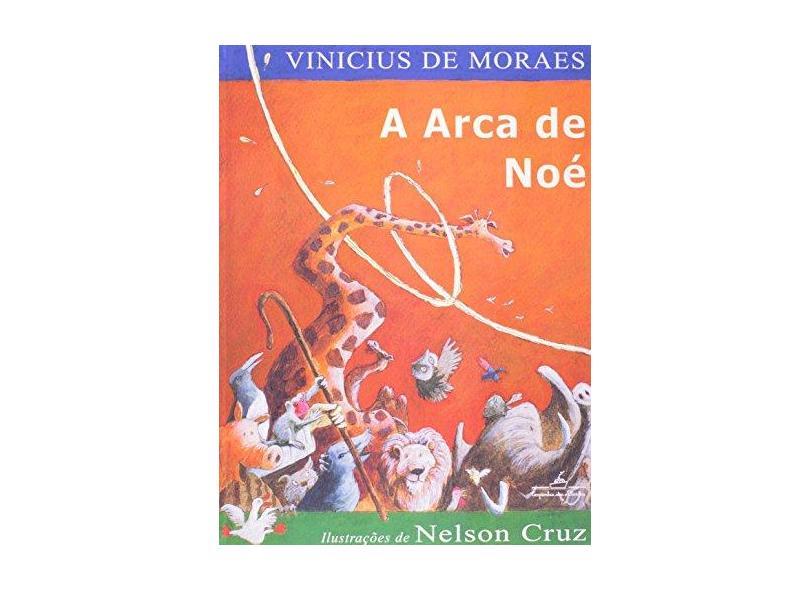 A Arca de Noé - Encadernado - Col. Vinicius de Moraes - Moraes, Vinicius De - 9788574062198