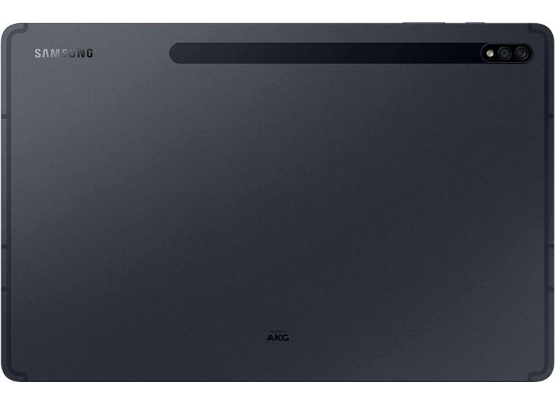 "Tablet Samsung Galaxy Tab S7 Plus Qualcomm Snapdragon 865 128.0 GB Super Amoled 12.4 "" Android 10 SM-T970"