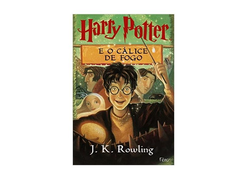 Harry Potter e o Cálice de Fogo 4 - Rowling, J.k. - 9788532512529