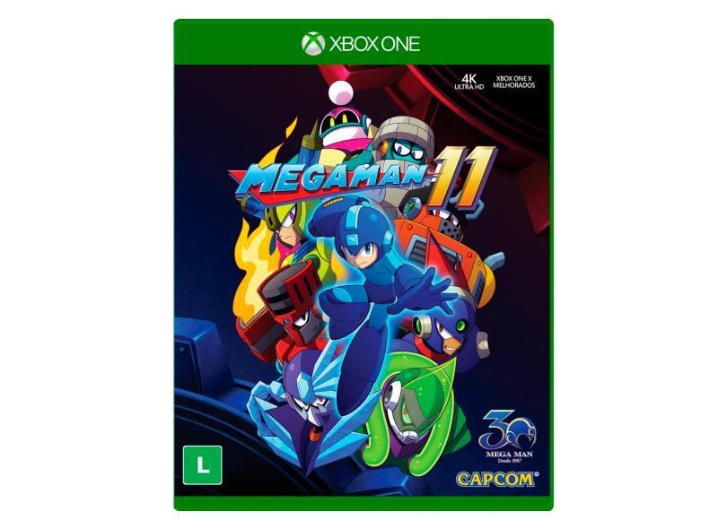 Jogo Mega Man 11 Xbox One Capcom