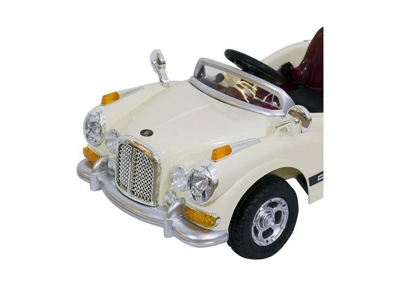 Mini Carro Elétrico Retrô 914700 - Bel Fix