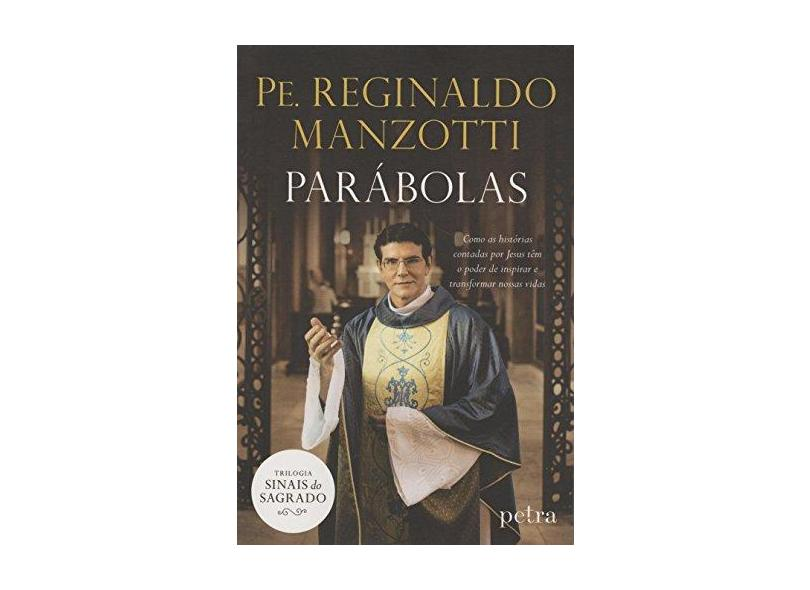 Parábolas - Col. Sinais do Sagrado - Manzotti, Reginaldo - 9788522029570