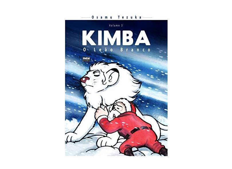 Kimba - o Leão Branco - Vol. 1 - Tezuka, Osamu - 9788560647620