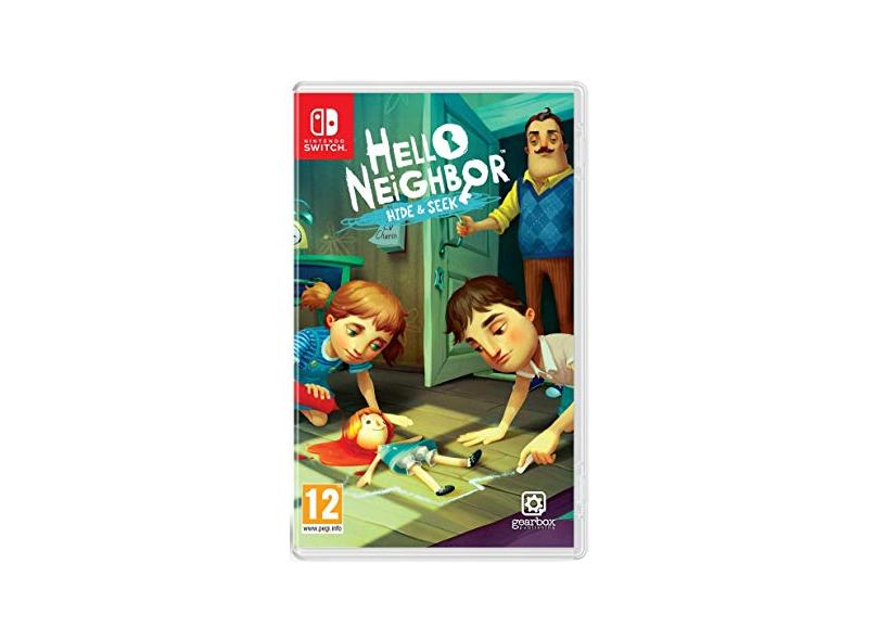 Jogo Hello Neighbor Hide & Seek Nintendo Switch