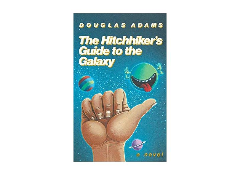 The Hitchhiker's Guide to the Galaxy 25th Anniversary Edition - Douglas Adams - 9781400052929