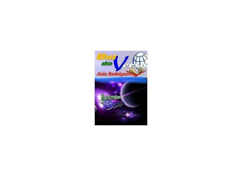 Universo do Verso - João Rodrigues - 9788591883721