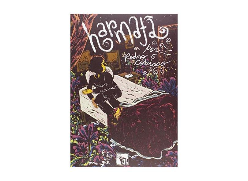 Harmatã - 2ª Ed. 2015 - Cobiaco, Pedro - 9788569032014