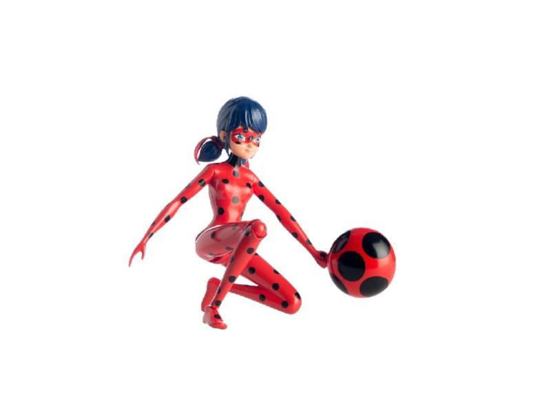Boneca Miraculous Ladybug em Ação Sunny