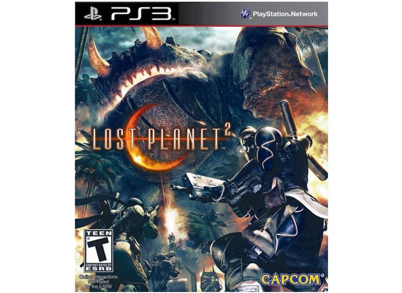 Jogo Lost Planet 2 Capcom PS3