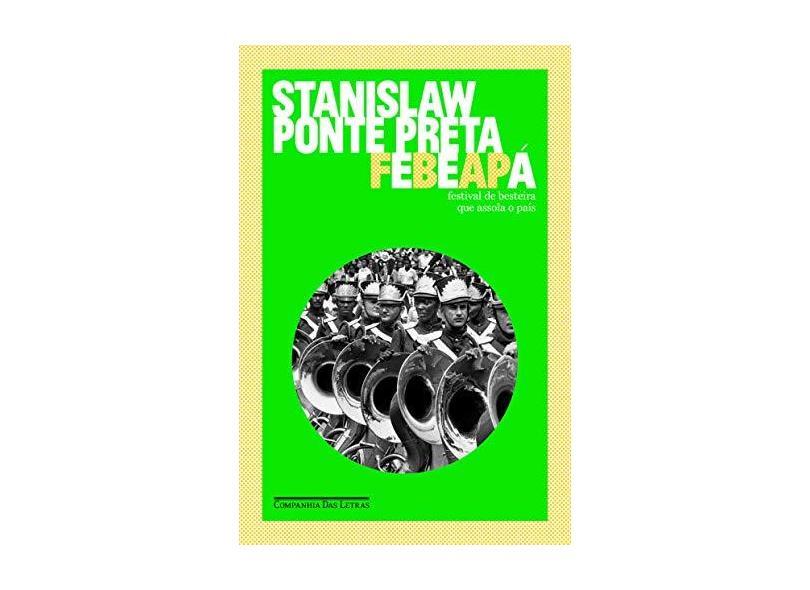Febeapá - Capa Comum - 9788535926064