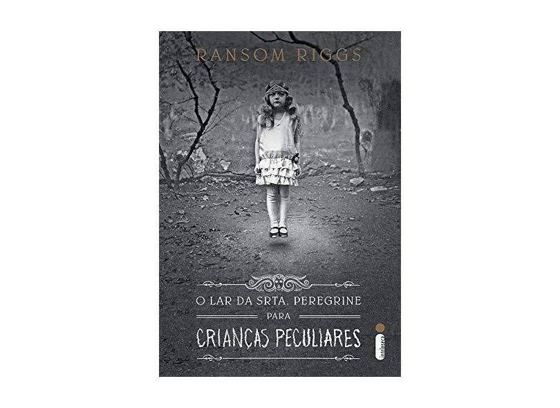 Lar da Srta. Peregrine Para Crianças Peculiares, O - Vol.1 - Capa Dura - Ransom Riggs - 9788551000687