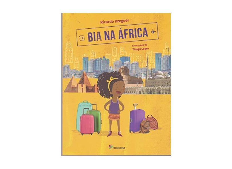 Bia Na Africa - Ricardo Dreguer; - 9788516102715