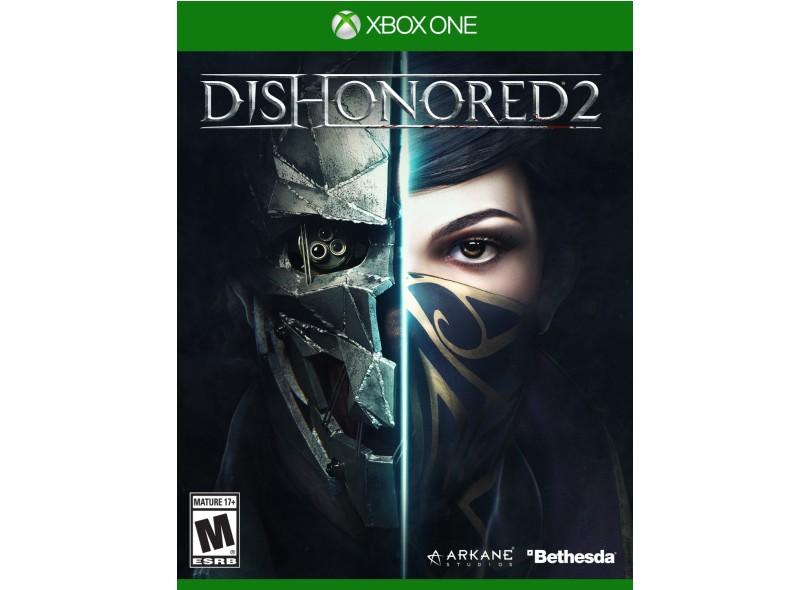Jogo Dishonored 2 Xbox One Bethesda