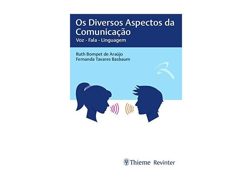 DIVERSOS ASPECTOS DA COMUNICACAO, OS - Araujo , Ruth Bompet De / Basbaum, Fernanda Tavares - 9788554650407