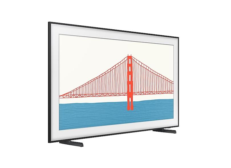 """Smart TV TV QLED 43"""" Samsung The Frame 4K HDR QN43LS03AAGXZD 4 HDMI"""