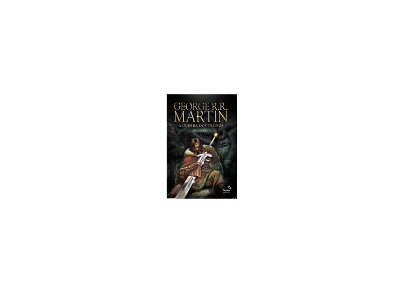 A Guerra Dos Tronos - Volume 1 - Ross, Alex ; Miller, Mike S.; Patterson, Tommy - 9788577343911