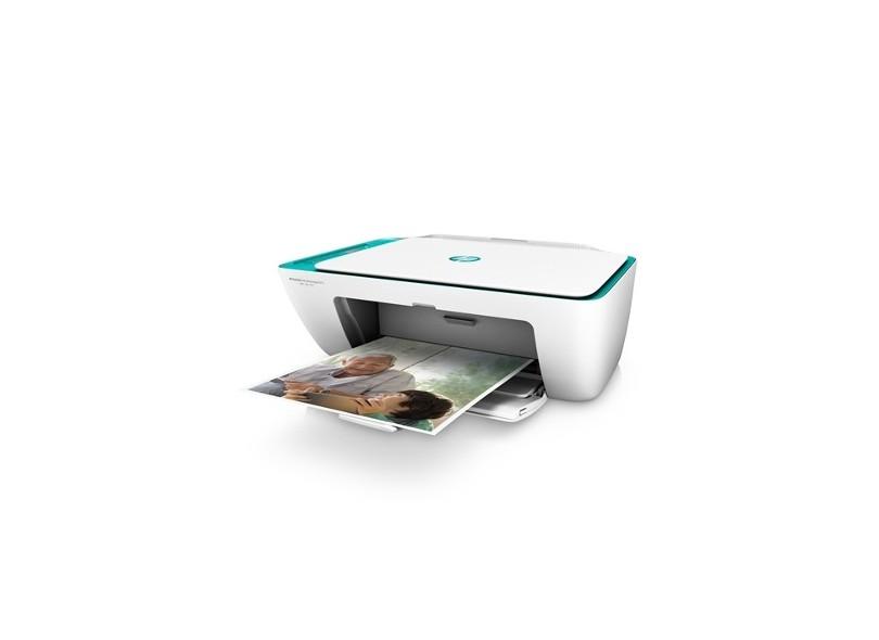 Multifuncional HP Deskjet 2676 Jato de Tinta Colorida Sem Fio