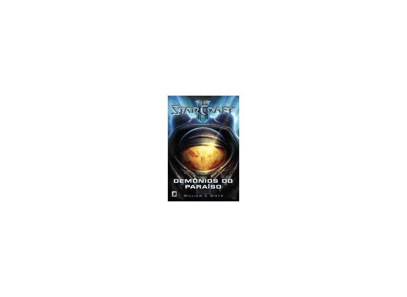 Starcraft: Ponto Crítico - Christie Golden - 9788501402332