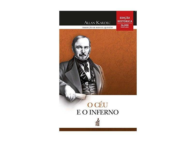O Ceu E O Inferno - Capa Comum - 9788573287318