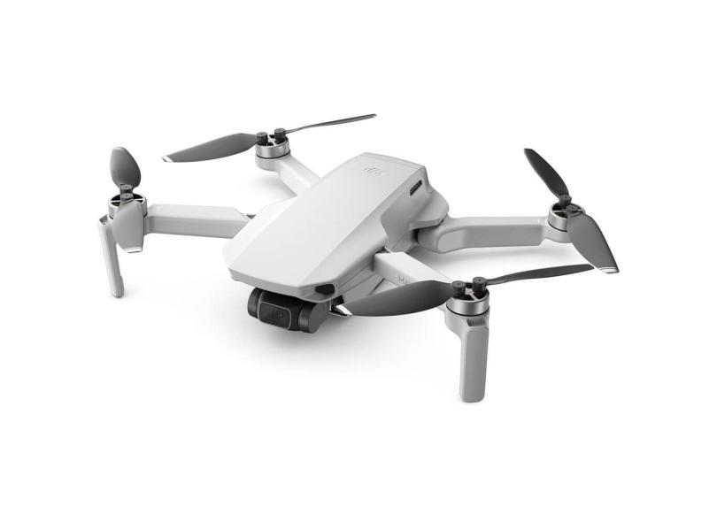 Drone com Câmera DJI Mavic Mini Fly More 12 MP HD GPS