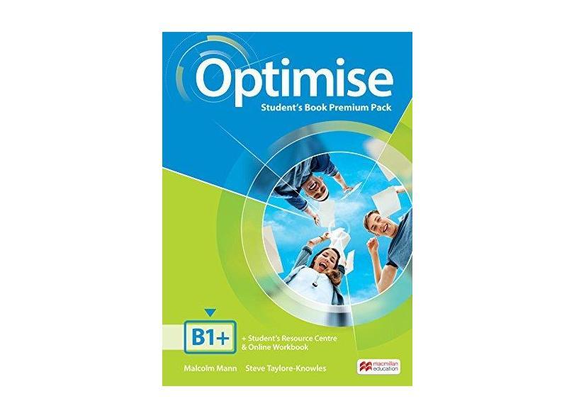Optimise Student's Book Premium Pack-B1+ - Taylore-knowles,steve - 9780230488632
