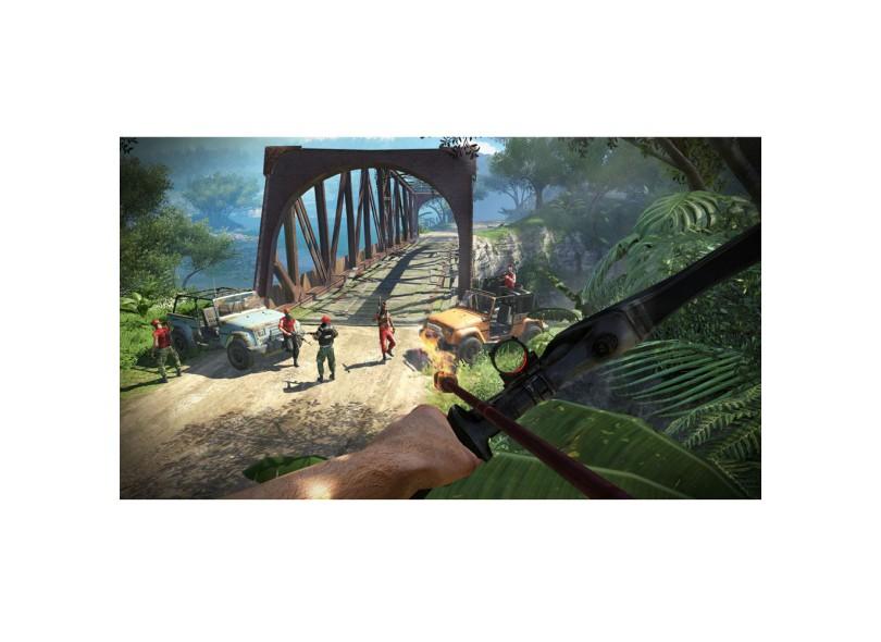 Jogo Far Cry 3 Ubisoft Xbox 360