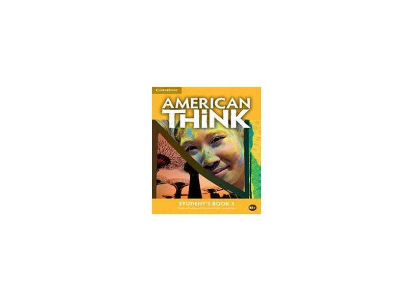 American Think Level 3 Student's Book - Herbert Puchta - 9781107596726