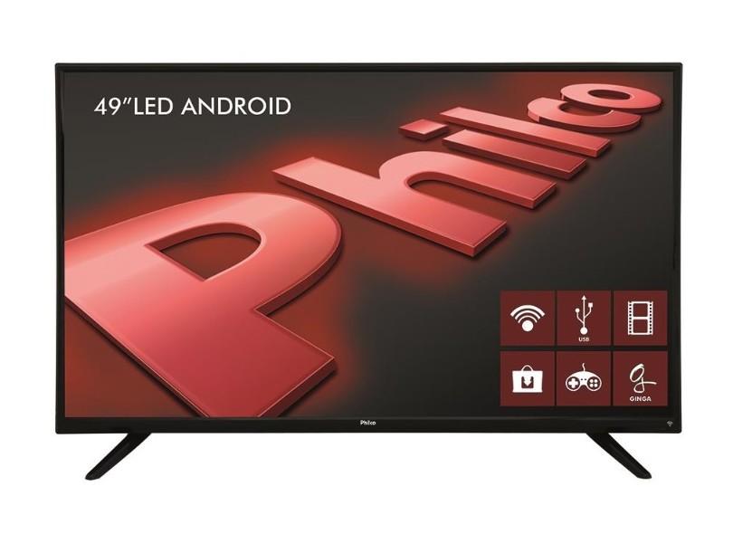 "Smart TV TV LED 49"" Philco Full HD PH49F30DSGWA 2 HDMI"