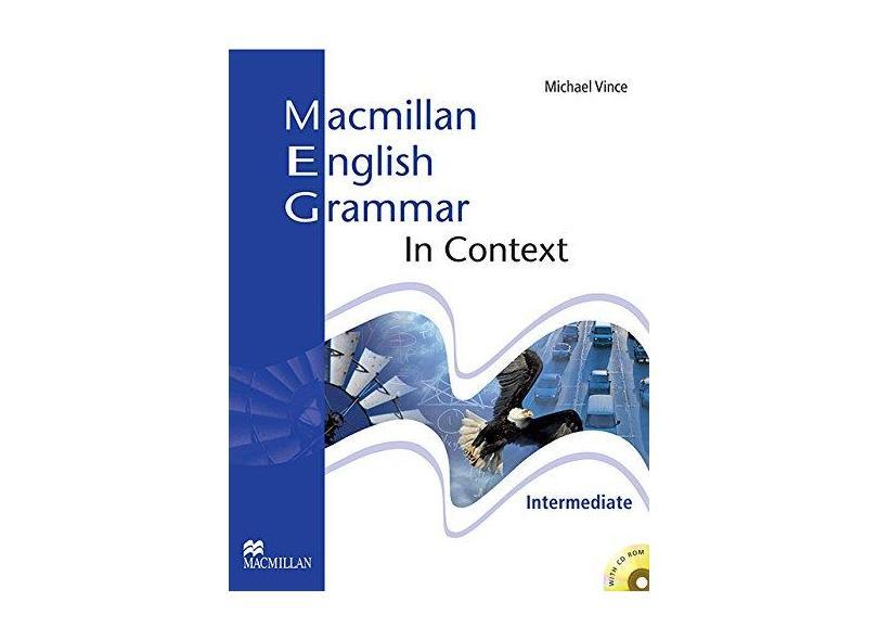 Macmillan English Grammar In Context - Intermediate - Student¿s Book With CD - Macmillan - 9781405071444
