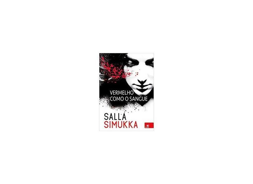 Vermelho Como Sangue - Simukka, Salla - 9788581635798