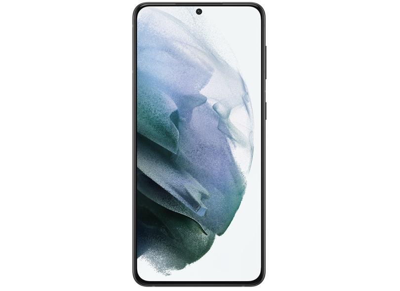 Smartphone Samsung Galaxy S21 Plus 5G SM-G996B 256GB Câmera Tripla Android 11
