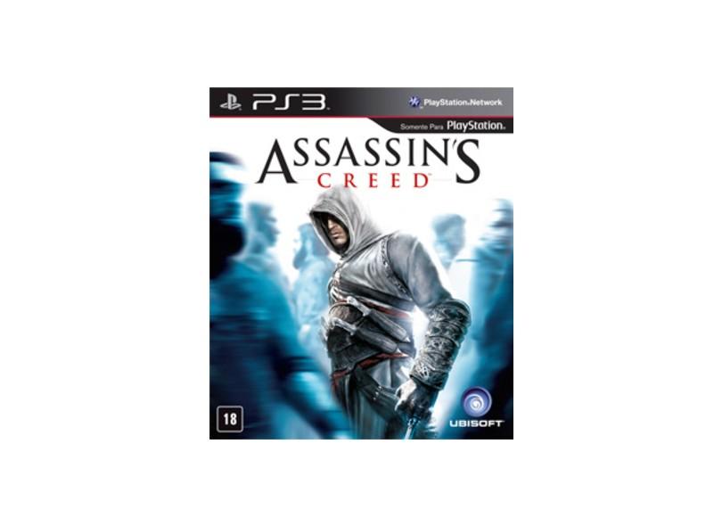 Jogo Assassin's Creed Ubisoft PS3