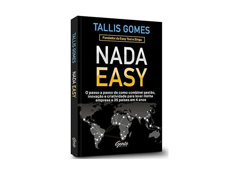 Nada Easy - Gomes, Tallis - 9788545201816