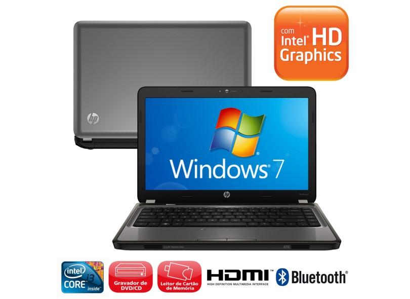 Notebook HP Pavilion G4-1120BR Intel Core i3 370 2GB HD 500GB Windows 7 Home Basic