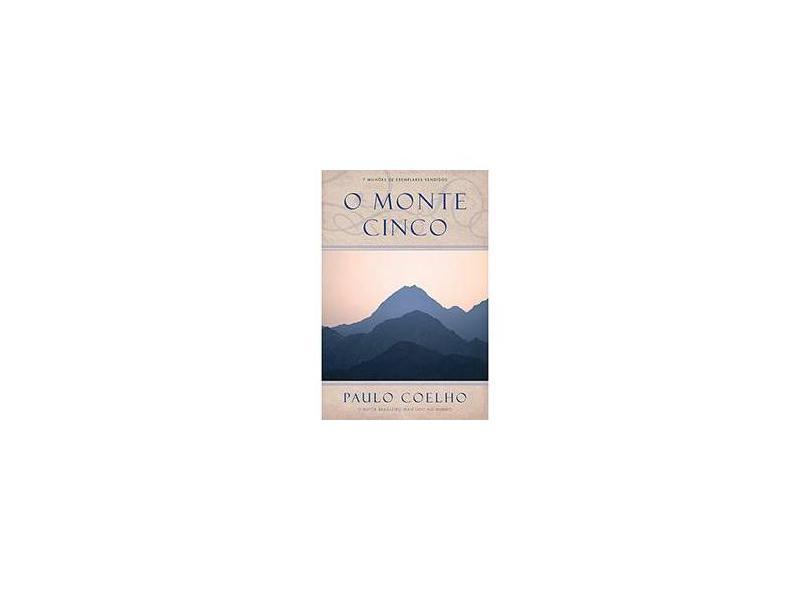 O Monte Cinco - Paulo Coelho - 9788543100876
