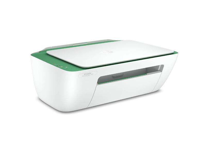 Impressora Multifuncional HP Deskjet Ink Advantage 2376 Jato de Tinta Colorida