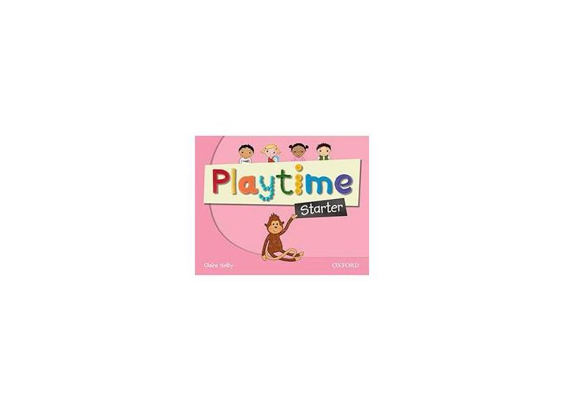 Playtime Starter Class Book - Selby - 9780194046534