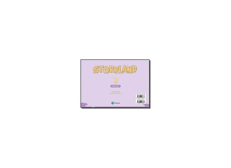 Storyland 2 Story Cards - Luciana Santos Pinheiro Lisiane Ott Schulz - 9788543026343