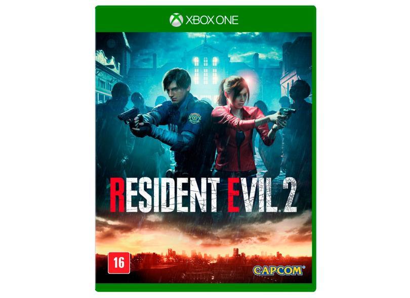 Jogo Resident Evil 2 Xbox One Capcom
