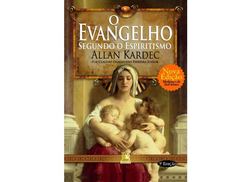 O Evangelho Segundo o Espiritismo - Kardec, Allan - 9788599275320