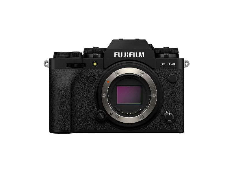 Câmera Digital Mirrorless FujiFilm Série X 26.1 MP 4K X-T4