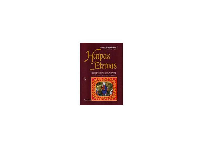 Harpas Eternas Vol II - Alvarez, Josefa Rosalia Luque - 9788531507953