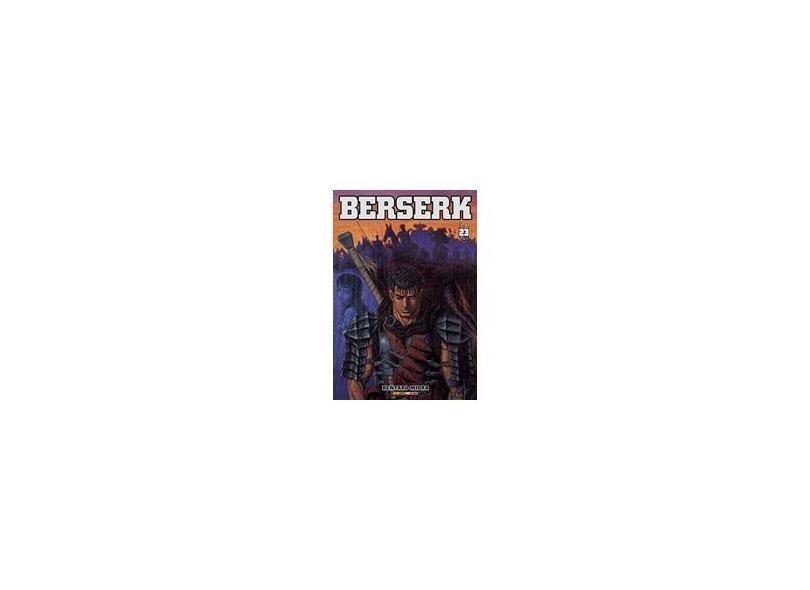 Berserk - Volume 23 - Kentaro Miura - 9788542610765
